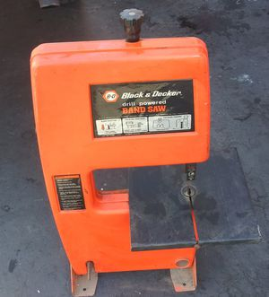 UNIQUE BAND SAW $25- for Sale in Newport Beach, CA