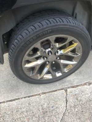 Chrome rims for Sale in Raleigh, NC