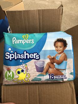 Pampers splashes for Sale in Monroe,  NC