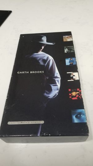 Garth Brooks limited series CD's for Sale in McAllen, TX