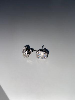 Sterling Silver CZ Earrings for Sale in Los Angeles, CA