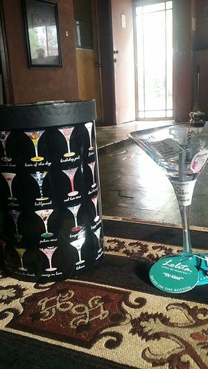 """""""Lolita"""" collectible Martini glass for Sale in Alhambra, CA"""