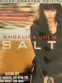 Salt Blu-Ray DVD for Sale in Greenville,  NC