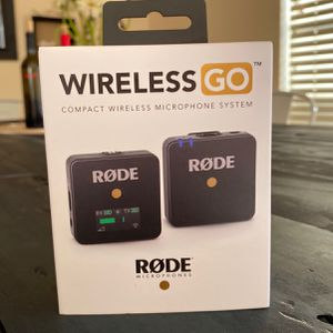 RODE Compact Wireless Microphone System for Sale in Santa Maria, CA