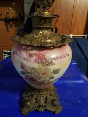 Antique lamp base for Sale in Wildwood, MO
