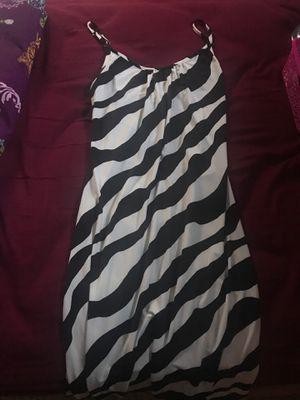 Zebra dress for Sale in Philadelphia, PA
