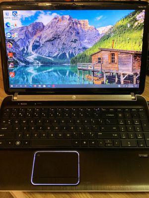 "15.6"" HP Laptop Quad Core i7, 1TB SSHD, BEATS Audio, AMD Graphics, Windows 10 for Sale in Hillsboro, OR"