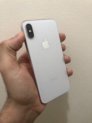 256 gigs iPhone X unlocked for Sale in Saddle River, NJ