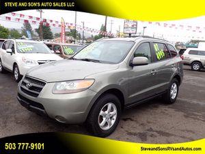 2007 Hyundai Santa Fe for Sale in Happy Valley, OR