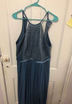 Dress from davids bridal for Sale in Dallas, TX