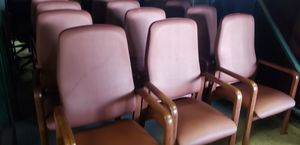 RECEPTION CHAIRS FOR SALE!!!... for Sale in Houston, TX