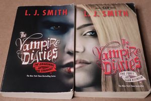 Vampire Diaries Fury and the Dark Reunion; The Awakening and the Struggle for Sale in Sacramento, CA