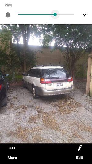 Subaru outback for Sale in San Antonio, TX