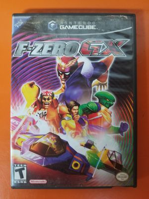F-Zero GX for Nintendo Gamecube for Sale for sale  Brooklyn, NY