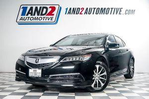 2015 Acura TLX for Sale in Dallas, TX