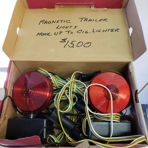 Magnetic trailer lights for Sale in Temecula, CA