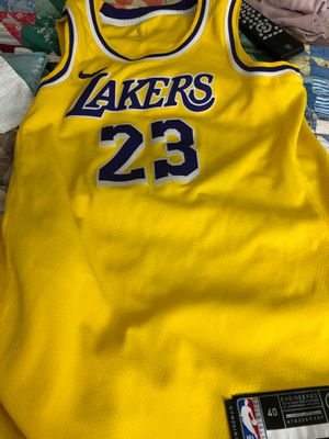 Small adult laker jersey for Sale in OR, US