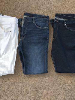 H&m Jeans Size 36 Slim Skinny for Sale in Torrance,  CA