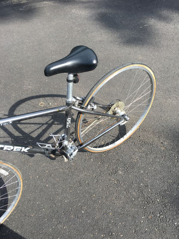 Trek 750 multi track bike