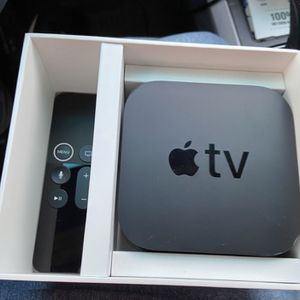 APPLE TV 4k for Sale in San Antonio, TX