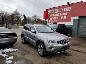 2015 Jeep Grand Cherokee Fast approval available! for Sale in Detroit, MI