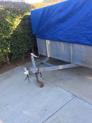 """6""""10 utility trailer ( With up to date tags ) for Sale in San Diego, CA"""