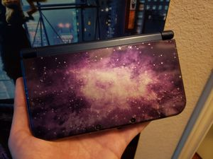 Modded Nintendo 3ds Galaxy Edition for Sale in Austin, TX