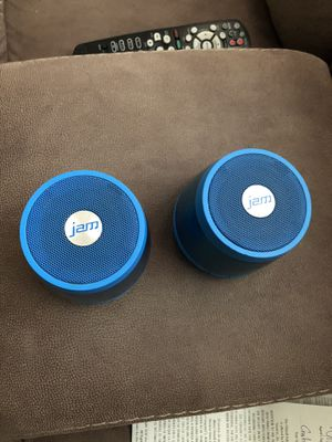 Jam2 Bluetooth speakers for Sale in East Wenatchee, WA