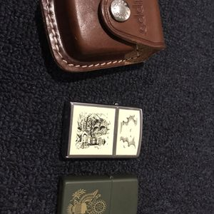 Zippo Lighters With Case for Sale in Canal Winchester, OH