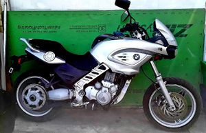 2008 BMW F650 Motorcycle for Sale in San Antonio, TX