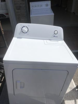 Washer and dryer semi new!!! for Sale in Irvine, CA