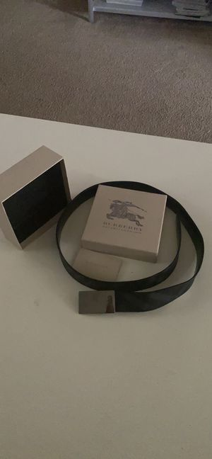 Belt from Burberry for Sale in College Station, TX