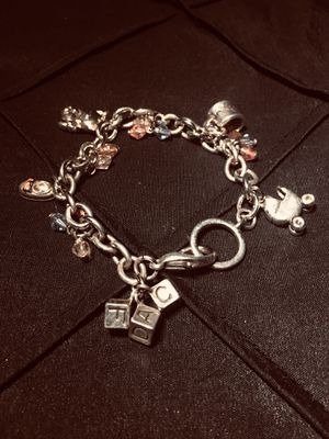 Baby Boy or Girl Charm Braclet for Sale in Denver, CO