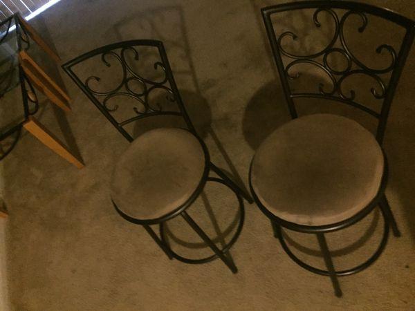 Home Decor; Rod Iron, Furniture, and Light Fixtures