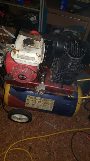 Honda air compressor for Sale in Bartow, FL