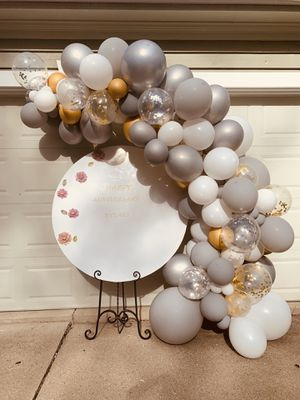 Organic balloons garland for Sale in Long Grove, IL