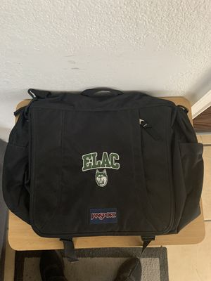 ELAC messenger bag $10 for Sale in Los Angeles, CA