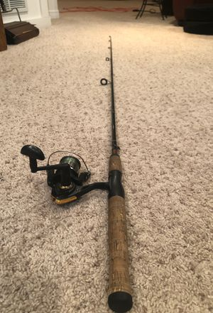 Fishing Rod and Reel Combo for Sale in Carol Stream, IL