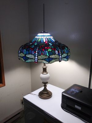 Antique Lamp and shade for Sale in Portland, OR
