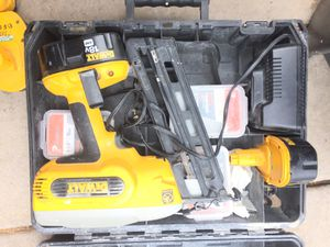 Dewalt nail gun for Sale in El Cajon, CA
