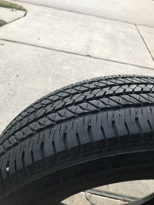 Used Tires (2) for Sale in Lubbock, TX