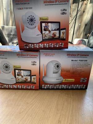 Wireless lPcamera for Sale in Livermore, CA