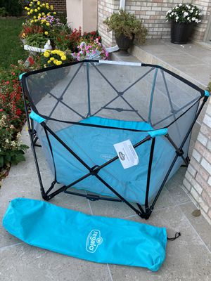 New large playpen- can be used indoor and outdoor for Sale in Downers Grove, IL