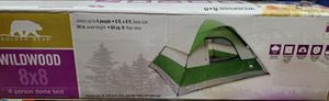 Wildwood 4-Person Camping Tent 8'x8' for Sale in Phoenix, AZ