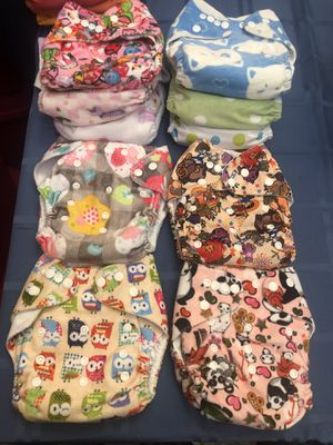 Cloth diapers for Sale in Aurora, CO