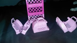 Detachable shopkin baskets/Shopkin Baskets for Sale in Las Vegas, NV