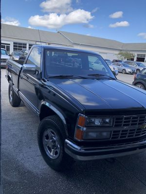 1993 Chevy Truck runs great for Sale in Palm Bay, FL