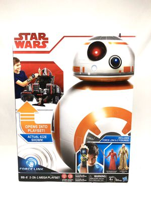 🎄🎁 Star Wars Toy BB-8 2-in-1 Mega Playset- Brand New for Sale in Vancouver, WA
