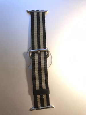 Modal Woven Nylon Band for both Apple Watch 42mm and 44m for Sale in Chicago, IL