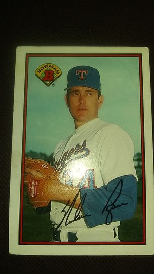 Nolan Ryan baseball card for Sale in Mesa, AZ